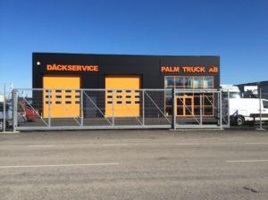 Palms Truckar 2016
